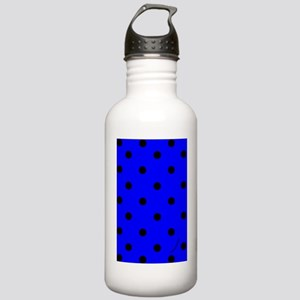 nooksleevebluepolkadot Stainless Water Bottle 1.0L