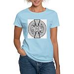 Celtic Knotwork Dragon Women's Light T-Shirt