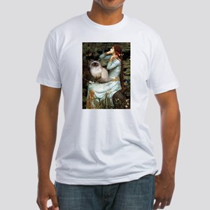Ophelia & Himalayan Fitted T-Shirt