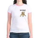 Bearded dragon Jr. Ringer T-Shirt