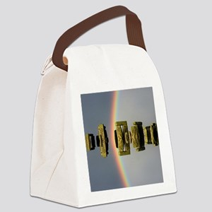 Flying Stonehenge – 4 Canvas Lunch Bag