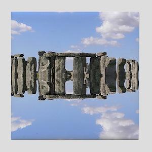 Flying Stonehenge – 3 Tile Coaster