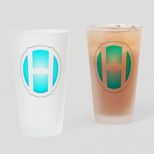 SuperH Drinking Glass