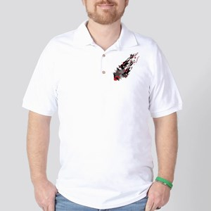SCREAMING-STARS Golf Shirt