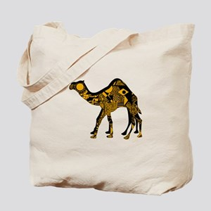 CAMEL EDGE Tote Bag