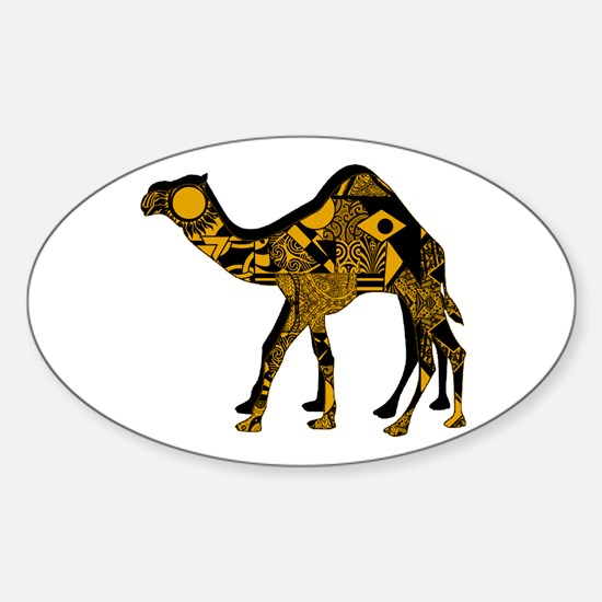 CAMEL EDGE Decal
