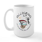 Volleydawg Large Mug