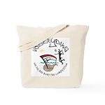 Volleydawg Tote Bag
