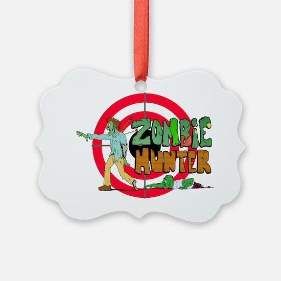 zombiehunter1 Ornament