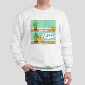 catcuss Sweatshirt