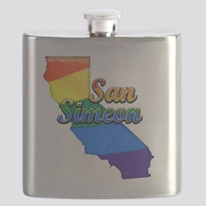 San Simeon Flask