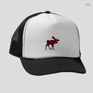 RED HOT Kids Trucker hat