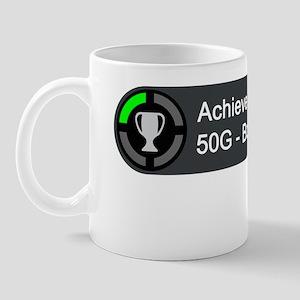 Born (Achievement) Mug