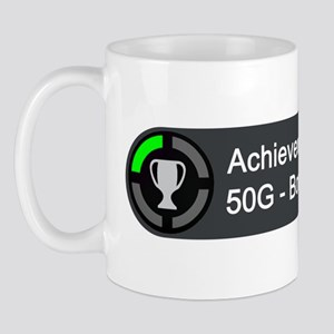 Born (Achievement) Mug