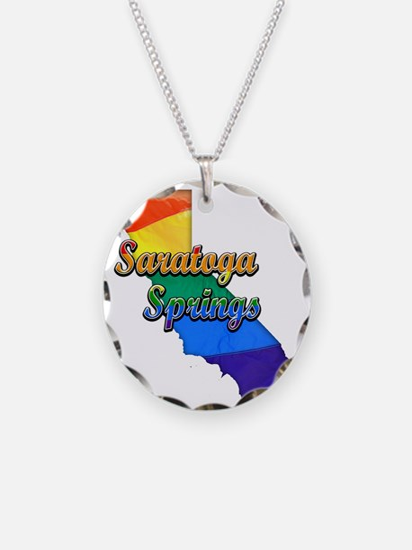 Saratoga Springs Necklace