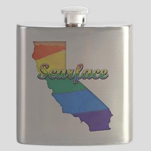 Scarface Flask