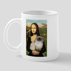 Mona's Himalayan Cat Mug