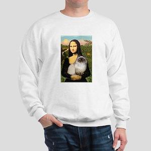 Mona's Himalayan Cat Sweatshirt