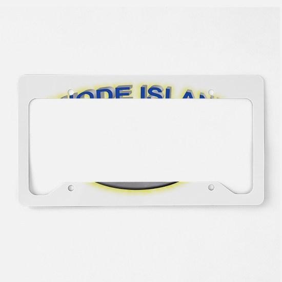 RHODEVIC License Plate Holder
