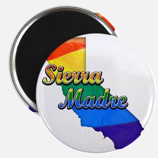 Sierra Madre Magnet