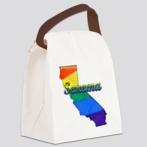 Sonoma Canvas Lunch Bag