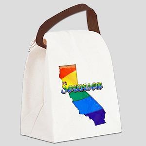 Sorenson Canvas Lunch Bag