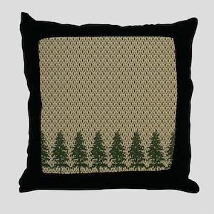 PTDShowerCurtainA Throw Pillow