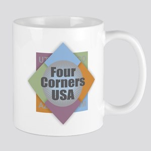 Four Corners Mugs