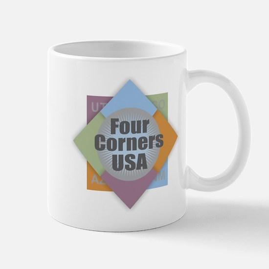 Four Corners Mugs