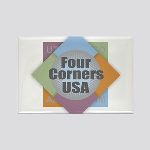 Four Corners Magnets