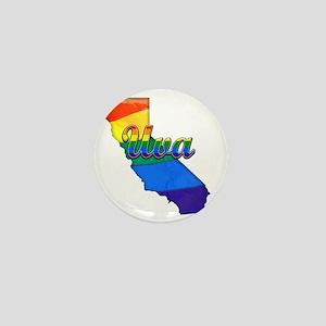 Uva Mini Button