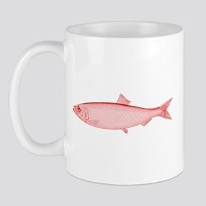 Red Herring Mug