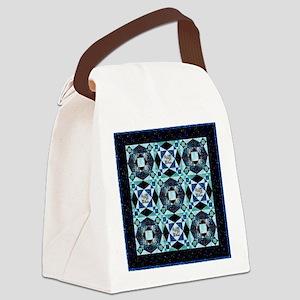 StormySeas Canvas Lunch Bag