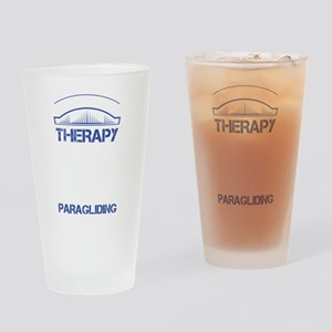 I Don't Need Therapy Just to Go Paragliding Drinki