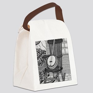 Ready to Rock Canvas Lunch Bag