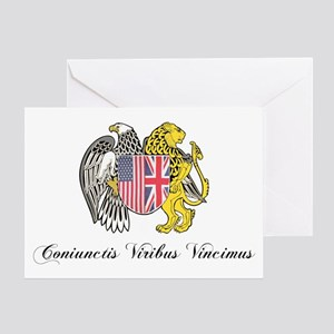 Irish guards greeting cards cafepress the special relationship greeting card m4hsunfo
