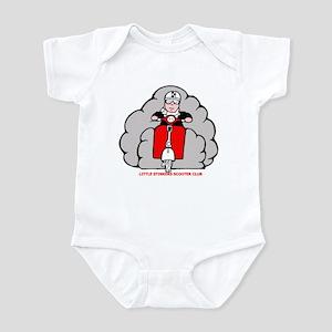 The Racer Infant Bodysuit