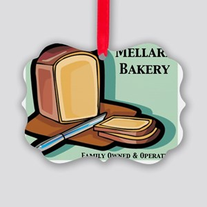 hunger games 9 Mellark bakery-001 Picture Ornament