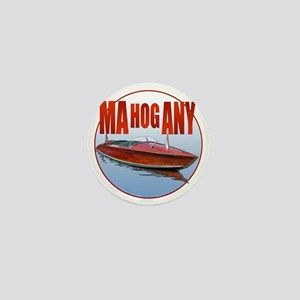 Mahogany-C10trans Mini Button