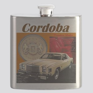 1979 Chrysler Cordoba Design Flask