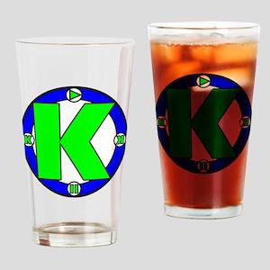 SuperK Drinking Glass