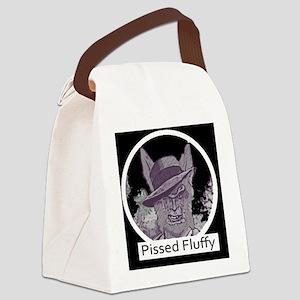 bobshirt5 copy Canvas Lunch Bag