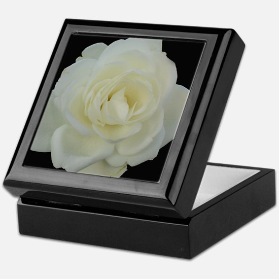 Midnight Rose Keepsake Box