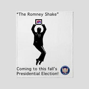 RomneyJackson - Lights Throw Blanket