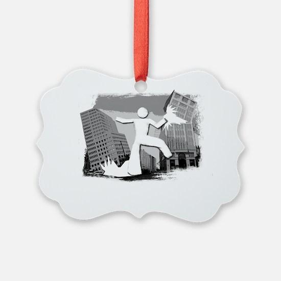 Im Huge In Minnesota Ornament