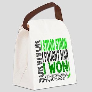D Survivor 4 Lymphoma Non Canvas Lunch Bag