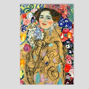 K/N Klimt Ria Postcards (Package of 8)