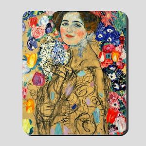 K/N Klimt Ria Mousepad