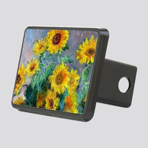 Bag Monet Sunf Rectangular Hitch Cover