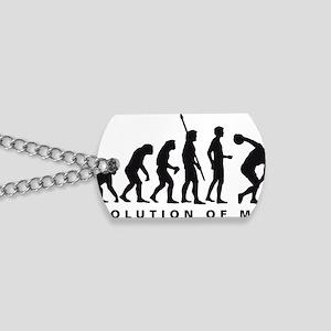 Evolution Diskuswerfen B Dog Tags